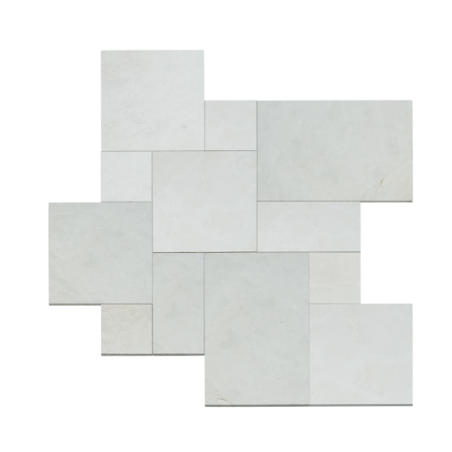 Crema Winter Marble Sandblasted Pavers