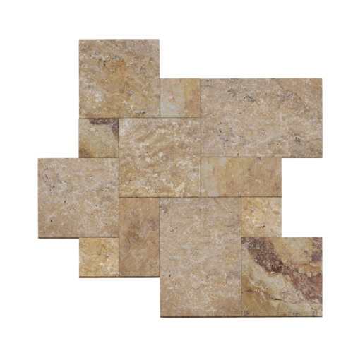 Ella Travertine Pavers
