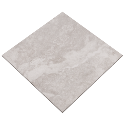 Ivory Porcelain Travertine Look Pavers